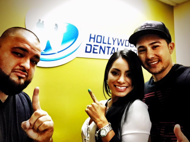 Hollywood Dental Patient Smile